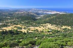 Greek island of Kefalonia Stock Photo