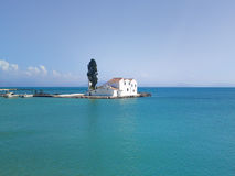 Greek Island Royalty Free Stock Photography