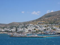 Greek Island of Paros Stock Images