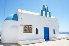 Greek island of Santorini Stock Photos