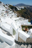 Greek island of Santorini Royalty Free Stock Photo