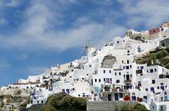 Greek Island Santorini Stock Photos