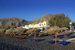 Greek island view Stock Image
