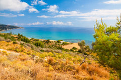 Greek island - Zakynthos Royalty Free Stock Photography