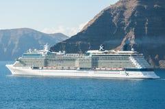 Greek islands cruises Royalty Free Stock Image