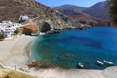 Greek islands Folegandros Royalty Free Stock Photography