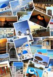 Greek islands photos Stock Images