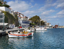 Greek Islands Royalty Free Stock Photo