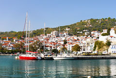 Greek Islands Royalty Free Stock Photos