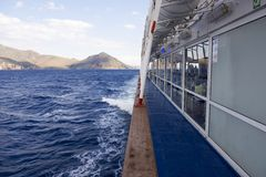 Greek Islands Stock Photography