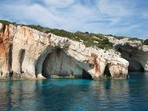 Greek lagoon. Stock Images