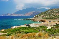 Greek landscapes Stock Images