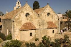 Greek monastery Royalty Free Stock Photography