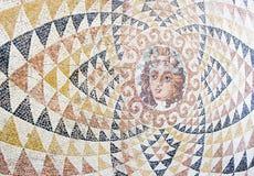 Greek mosaic Royalty Free Stock Image