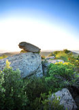 Greek Mountain Stock Image