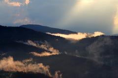 Greek Mountain Range Stock Photos