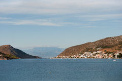 Greek nafplion Royalty Free Stock Photo