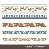 Greek Ornament Stock Photo