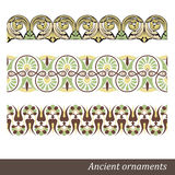 Greek ornament Royalty Free Stock Photo