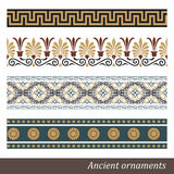 Greek ornament Royalty Free Stock Photo