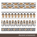 Greek ornament Royalty Free Stock Photography