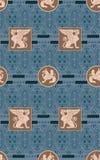 Greek ornament seamless background Royalty Free Stock Photo