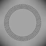 Greek Ornamental Frame Royalty Free Stock Photos