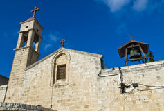 The Greek Orthodox Basilica of the Annunciation Stock Photography