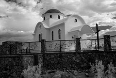 Greek orthodox chapel Royalty Free Stock Photo