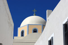 Greek orthodox church Royalty Free Stock Photography