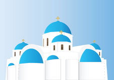 Greek Orthodox Church Stock Photos