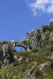 Greek orthodox church. In Epirus Greece Stock Images