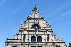 Greek Orthodox Church in Aachen, Germany Royalty Free Stock Photos