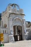 Greek Orthodox Church of the Annunciation, Nazareth, Israel royalty free stock photos