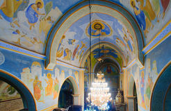 The Greek Orthodox church of Annunciation Stock Photo