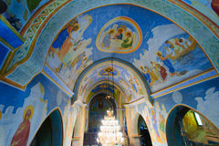 The Greek Orthodox church of Annunciation Stock Photography