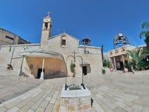 Greek Orthodox Church of the Annunciation, Nazareth Royalty Free Stock Photo