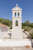 Greek orthodox church bell tower Royalty Free Stock Photography