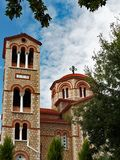 Greek Orthodox Church, Greece Stock Photos