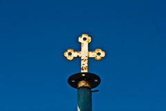 Greek Orthodox Church in Greece Royalty Free Stock Image
