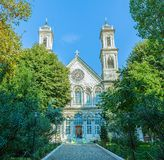 Greek Orthodox Church, Istanbul Stock Photos