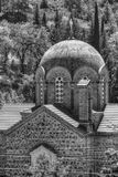 Greek Orthodox Church of Panayia Potamitissa Stock Images