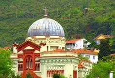 Greek Orthodox church Princes island Turkey Stock Photography