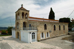 Greek Orthodox Church Stock Images