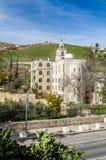 Greek Orthodox Church of St. Stephen in Jerusalem Stock Photo