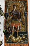 Greek Orthodox icon Stock Image