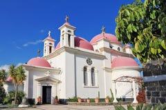 Greek Orthodox Monastery of the Twelve Apostles Royalty Free Stock Image