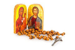 Greek orthodox religion Stock Photo