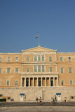 Greek parliament Royalty Free Stock Image