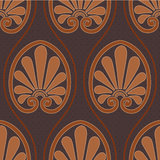 Greek pattern Stock Images